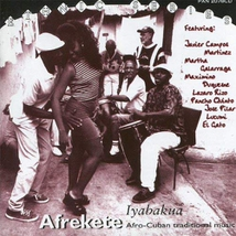 IYABAKUA: AFRO-CUBAN TRADITIONAL MUSIC