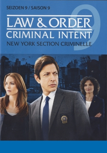 LAW & ORDER: CRIMINAL INTENT - 9/2
