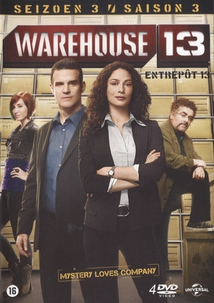WAREHOUSE 13 - 3/1