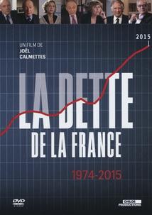 DETTE DE LA FRANCE (1974-2015)