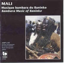 MALI: MUSIQUE BAMBARA DU BANINKO