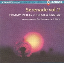 SERENADE (VOL.2) - HARMONICA ET HARPE (ARRANGEMENTS)