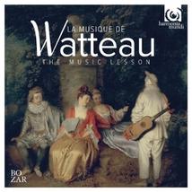 MUSIQUE DE WATTEAU - GALERIE SONORE / UN CONCERT CHEZ CROZAT