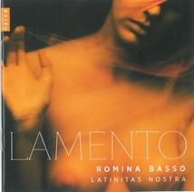 LAMENTO (KAPSBERGER/ ROSSI/ CARISSIMI/ STROZZI/ FRESCOBALDI