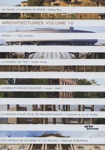 ARCHITECTURES, VOLUME 10