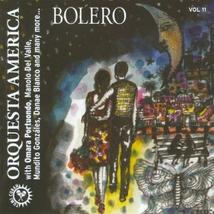 ORQUESTA AMERICA VOL. II: BOLERO
