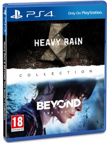 HEAVY RAIN - BEYOND TWO SOULS COLLECTION