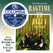 RAGTIME TO JAZZ 1: 1912-1919