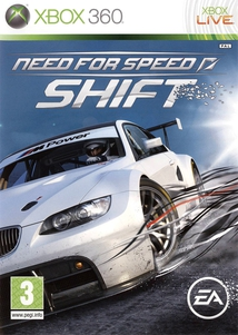 NEED FOR SPEED SHIFT - XBOX360