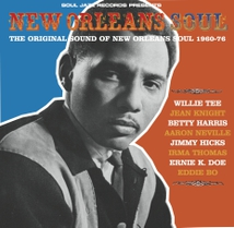 NEW ORLEANS SOUL - THE ORIGINAL SOUND OF NEW ORLEANS 1966-76