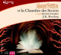 HARRY POTTER ET LA CHAMBRE DES SECRETS (CD-MP3)