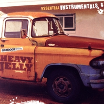 DR BOOGIE PRESENTS HEAVY JELLY (ESSENTIAL INSTRUMENTALS)