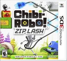 CHIBI-ROBO! : ZIP LASH