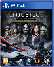INJUSTICE - GAME OF THE YEAR EDITION