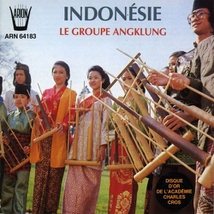 INDONESIE: LE GROUPE ANGKLUNG