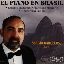 OEUVRES POUR PIANO (+ MIGNONE, VILLA-LOBOS)