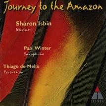 ISBIN - JOURNEY TO THE AMAZON
