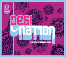 DESI-NATION - A COLLECTION OF NU-BHANGRA GROOVES