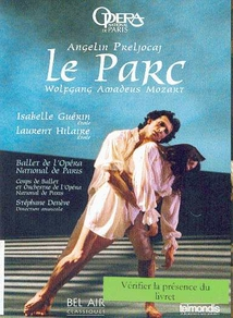LE PARC, BALLET DE ANGELIN PRELJOCAJ (MUSIQUE DE MOZART)