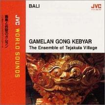 GAMELAN GONG KEBYAR (III)