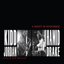 A NIGHT IN NOVEMBER (LIVE IN NEW ORLEANS)