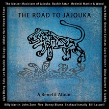 THE ROAD TO JAJOUKA. A BENEFIT ALBUM