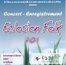 ECLOSION FOLK 2011
