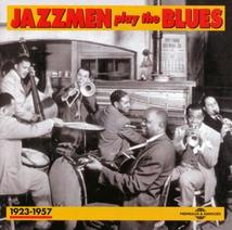 JAZZMEN PLAY THE BLUES, 1923-1957