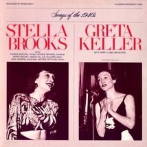 DIVERSE SONGS AND MOODS: STELLA BROOKS/GRETA KELLER