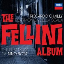 FELLINI ALBUM (THE) - THE FILM MUSIC OF NINO ROTTA