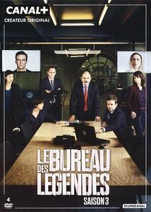 LE BUREAU DES LÉGENDES - 3