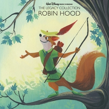 ROBIN HOOD (THE LEGACY COLLECTION )