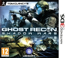 GHOST RECON : SHADOW WARS 3D - 3DS