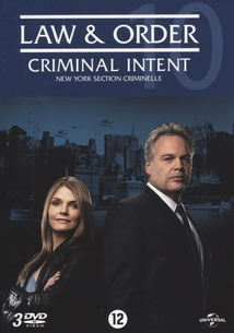 LAW & ORDER: CRIMINAL INTENT - 10