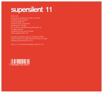 SUPERSILENT 11