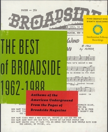 THE BEST OF BROADSIDE 1962-88