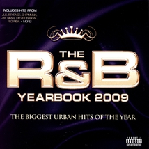 R & B YEARBOOK 2009 (THE BIGGEST URBAN HITS OF THE YEAR)(THE