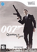 QUANTUM OF SOLACE : THE GAME - Wii