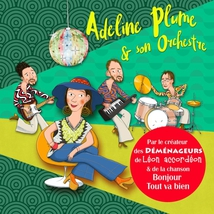 ADELINE PLUME & SON ORCHESTRE - FUNKY