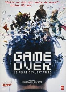 GAME OVER, LE RÈGNE DES JEUX VIDEO