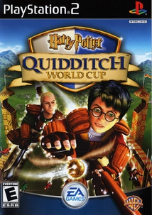 HARRY POTTER - QUIDDITCH - PS2