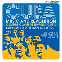CUBA. MUSIC AND REVOLUTION - EXPERIMENTS IN LATIN MUSIC V.1