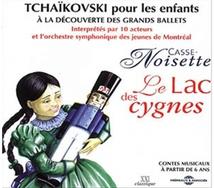 CASSE NOISETTE - LE LAC DES CYGNES