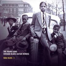 THE YOUNG LIONS (CHICAGO BLUES GUITAR HEROES)