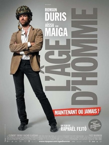 L'ÂGE D'HOMME... MAINTENANT OU JAMAIS