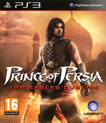 PRINCE OF PERSIA - LES SABLES OUBLIES - PS3