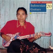 MUSIC OF INDONESIA 20: INDONESIAN GUITARS