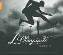 L' OLIMPIADE (PASTICCIO SUR LE LIVRET DE METASTASIO)
