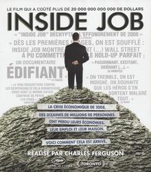 INSIDE JOB - Blu-Ray