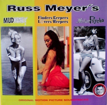 MUD HONEY - FINDERS KEEPERS LOVERS WEEPERS - MOTOR PSYCHO